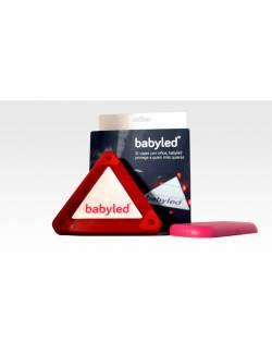 BABYLED - SEÑAL LED DE BEBE A BORDO