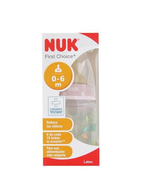Biberon First Choice+ 150 ml Anti-Colico Latex 0-6 m Nuk