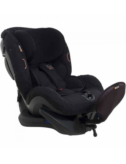 Silla De Coche Besafe Izi Plus X1 Fresh Black Cab Negro Gr. 0+/1/2 Plus Test