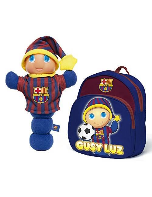 Gusy Luz + Mochila F.C. Barcelona Producto Oficial