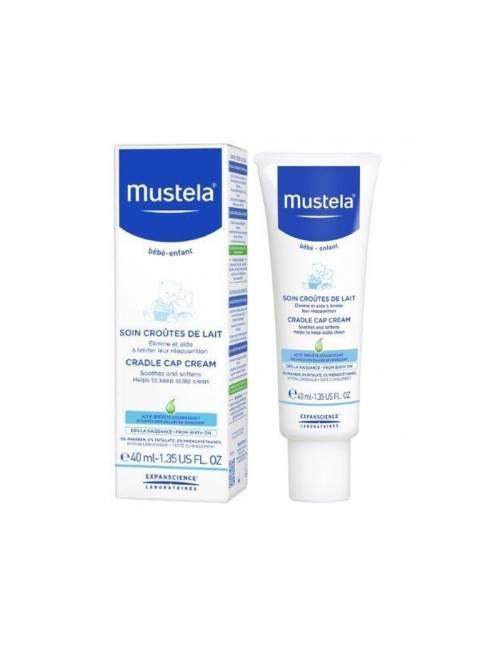 Crema Costra Lactea 40 ml Mustela Cuidado Y Proteccion