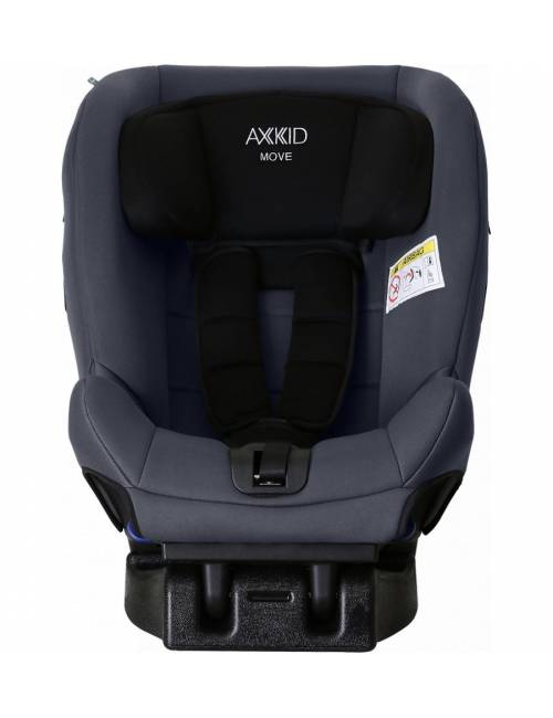 Silla De Coche Axkid Move Negro Gr. 1/2 Plus Test