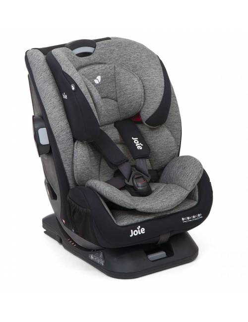 Silla De Coche Joie Every Stage Fx Gr. 0+/1/2/3 Two Tone Black