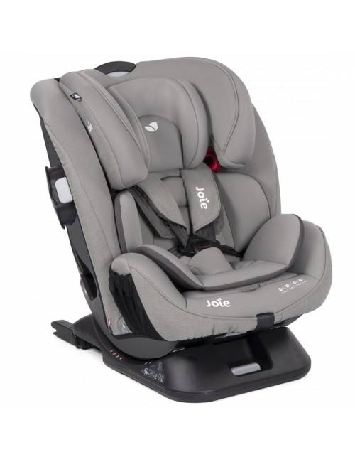 Silla De Coche Joie Every Stage Fx Gr. 0+/1/2/3 Gray Flannel Gris