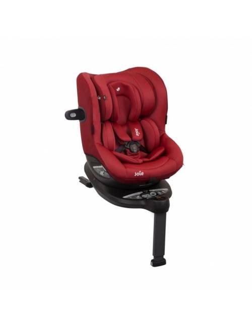Silla De Coche Joie I-Spin 360 Merlot Rojo I-Size (40-105 cm.)
