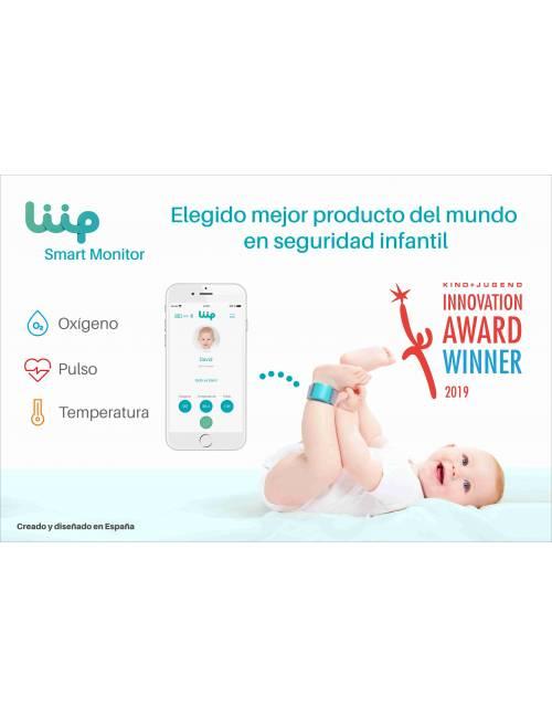 Liip Smart Monitor Pulsera Inteligente Para Bebés