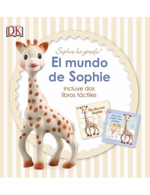 Pack 2 Libros El Mundo De Sophie La Jirafa Regalo Ideal