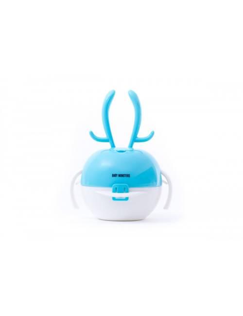 Vajilla Deer Meal-B Azul Baby Monsters Regalo Original