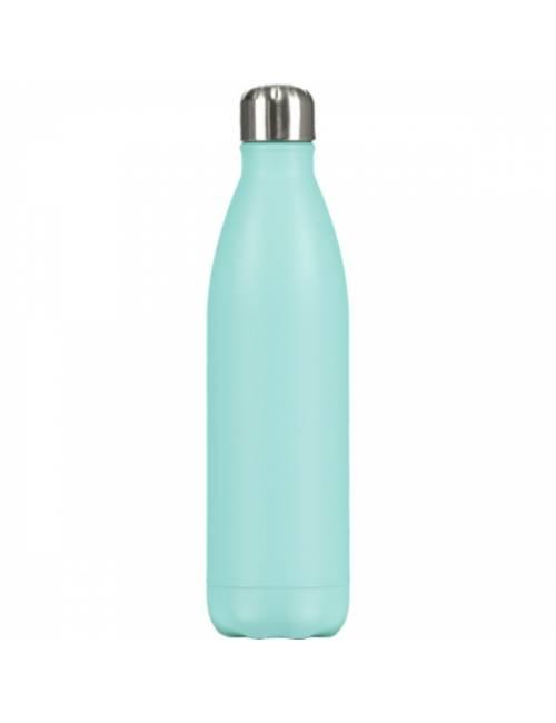 Botella Termo Chilly Menta Verde Pastel 750 ml Regalo Original