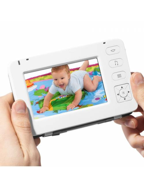 Vigilabebes Video Baby Monitor Pantalla 4,3 Pulgadas Molto Screen 14750