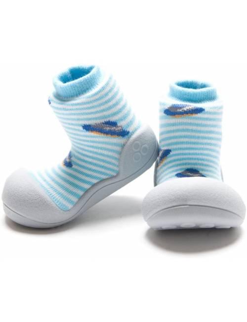 Zapatos Attipas Ufo Azul 21.5 Calzado Primeros Pasos Uffo Blue