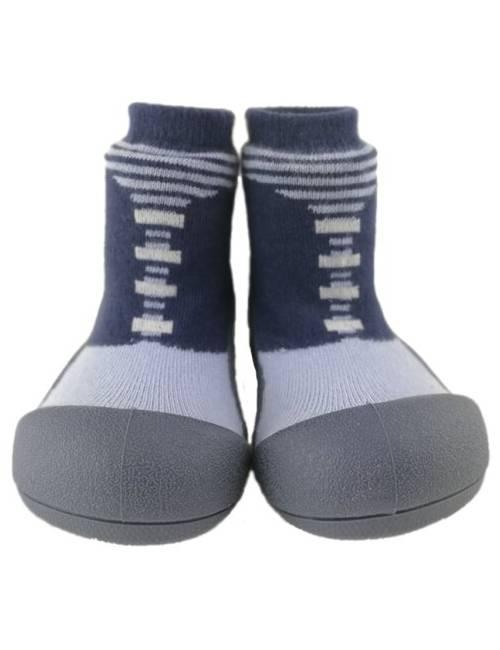 Zapatos Attipas Booty Azul 21.5 Calzado Primeros Pasos Booty Blue