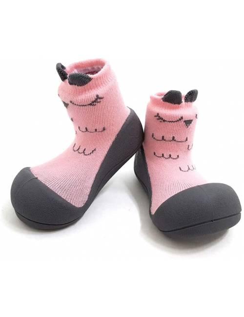 Zapatos Attipas Cutie Rosa 21.5 Calzado Primeros Pasos Cutie Pink