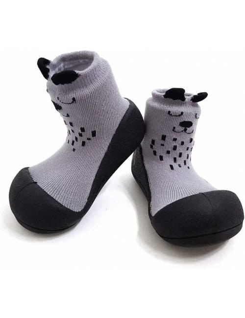 Zapatos Attipas Cutie Gris 20 Calzado Primeros Pasos Cutie Gray