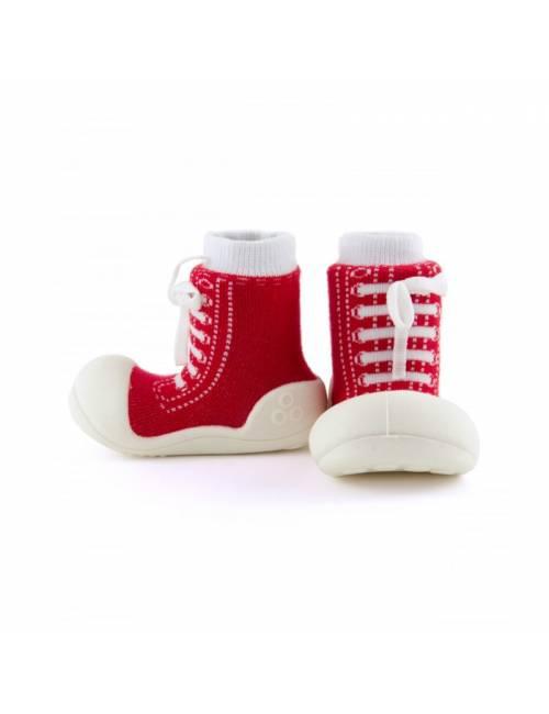 Zapatos Attipas Sneakers Rojas 19 Calzado Primeros Pasos Sneakers Red