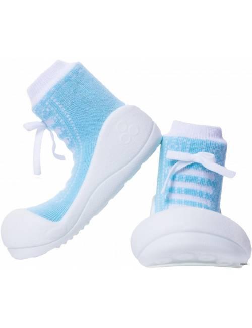 Zapatos Attipas Sneakers Azules 22.5 Calzado Primeros Pasos Sneakers Sky