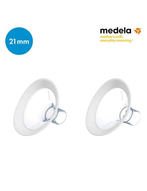 Embudo Personal Fit Flex Talla M Pack De 2 Medela
