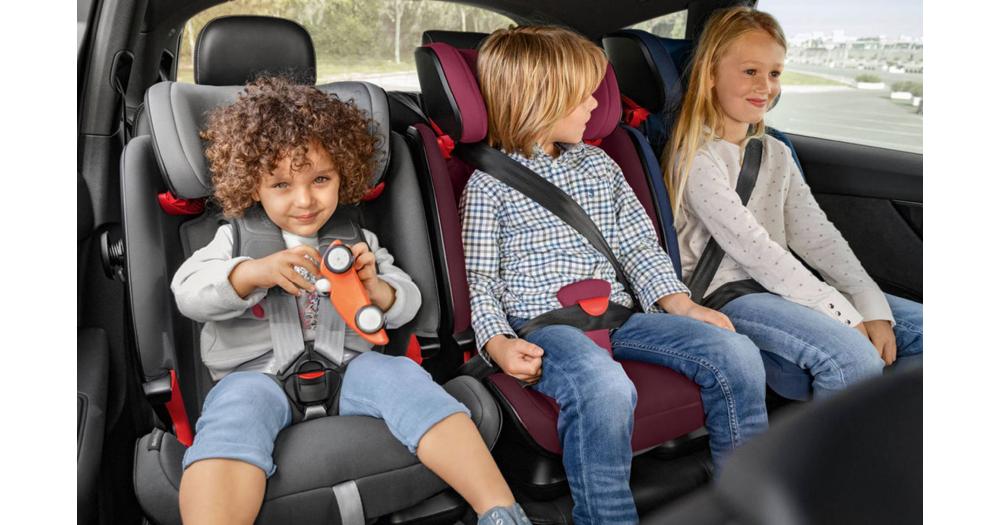 Las sillas infantiles para el coche más seguras de 2019